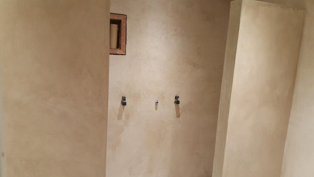 Beton cire badkamer utrecht